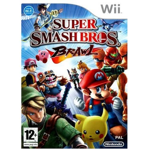 Image 0 of Super Smash Bros Brawl For Wii And Wii U