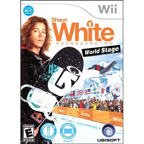 Image 0 of Shaun White Snowboarding: World Stage For Wii And Wii U
