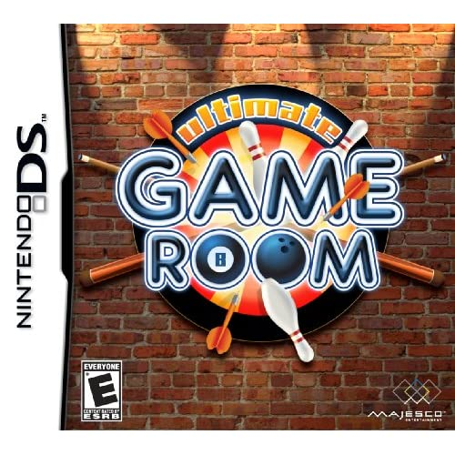 Image 0 of Ultimate Game Room For Nintendo DS DSi 3DS 2DS Arcade