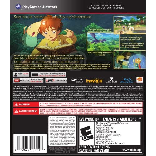 Image 3 of Ni No Kuni: Wrath Of The White Witch For PlayStation 3 PS3