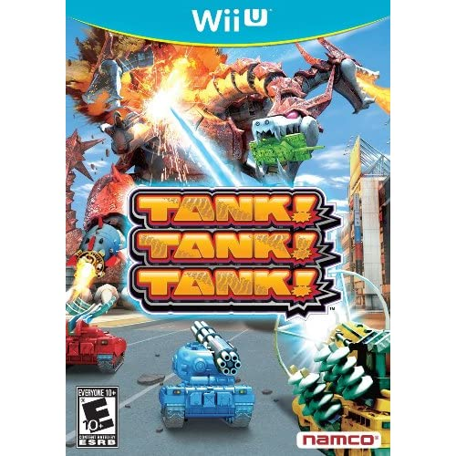 Image 0 of Tank! Tank! Tank! For Wii U