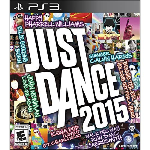 Just Dance 2015 For PlayStation 3 PS3 Music