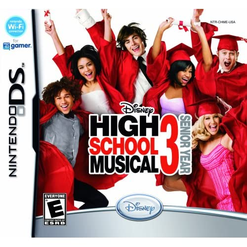 Image 0 of Disney High School Musical 3: Senior Year For Nintendo DS DSi 3DS 2DS Music