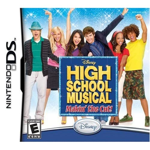Image 0 of Disney's High School Musical: Making The Cut For Nintendo DS DSi 3DS 2DS RPG