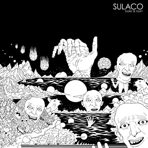Build & Burn On Vinyl Record By Sulaco