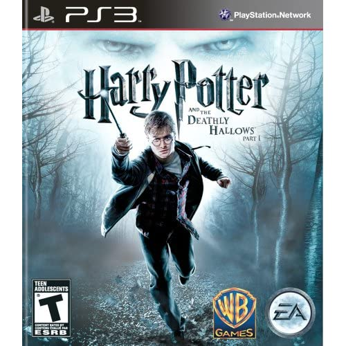 Image 0 of Harry Potter And The Deathly Hallows Part 1 For PlayStation 3 PS3