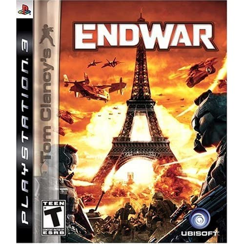Image 0 of Tom Clancy's Endwar For PlayStation 3 PS3 Strategy