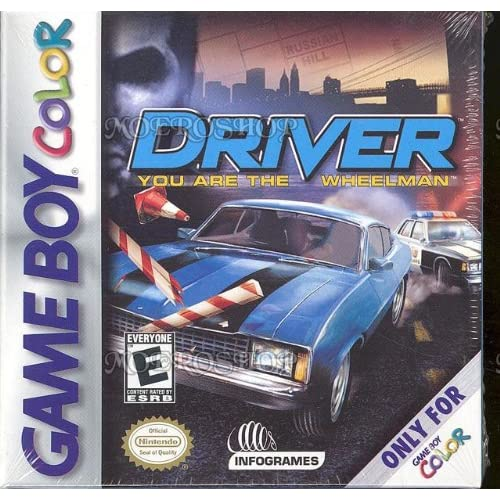 Image 0 of Driver On Gameboy Color