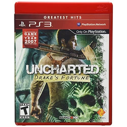 Uncharted: Drake's Fortune Renewed For PlayStation 3