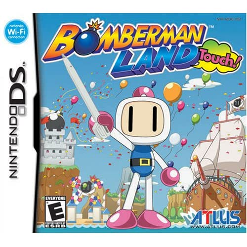 Image 0 of Bomberman Land Touch! For Nintendo DS DSi 3DS Arcade