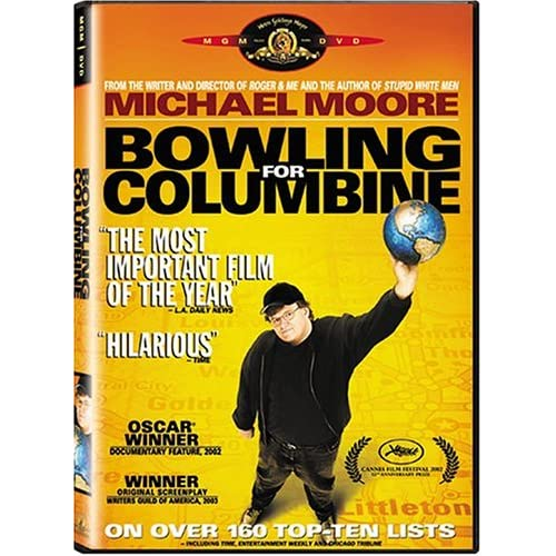 Image 0 of Bowling For Columbine On DVD With Michael Caldwell