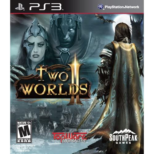 Image 0 of Two Worlds 2 For PlayStation 3 PS3 RPG