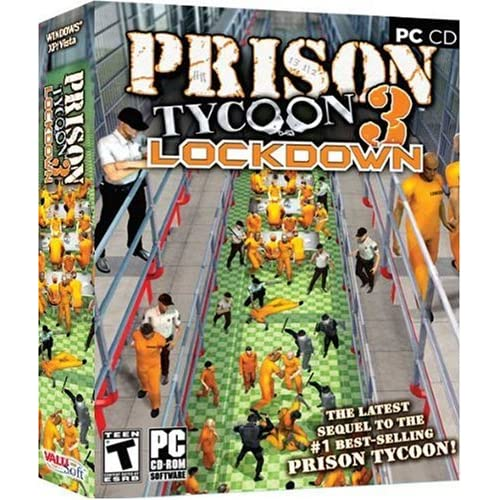 Image 0 of Prison Tycoon 3: Lockdown PC Software Strategy