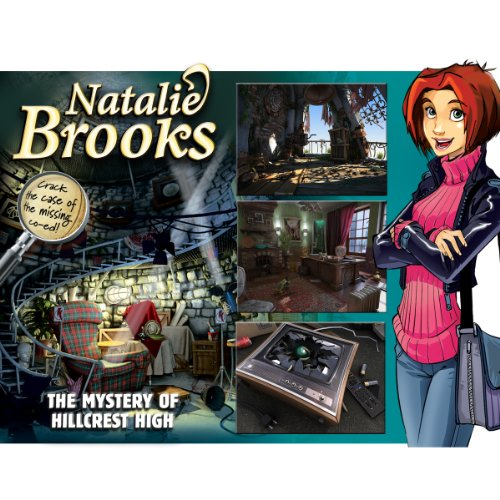 Image 3 of Natalie Brooks: Triple Trouble Collection 3 Complete Mysteries To