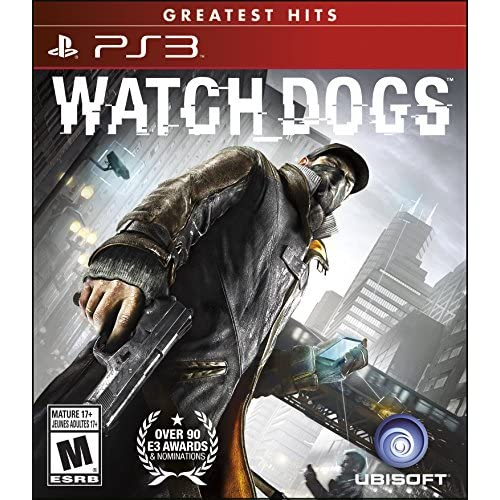 Image 0 of Watch Dogs For PlayStation 3 PS3