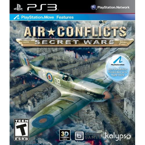 Image 0 of Air Conflicts For PlayStation 3 PS3 Shooter