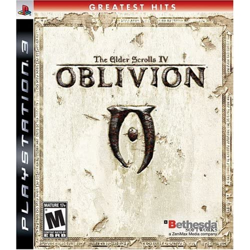 Image 0 of The Elder Scrolls IV: Oblivion Greatest Hits For PlayStation 3 PS3 Fighting