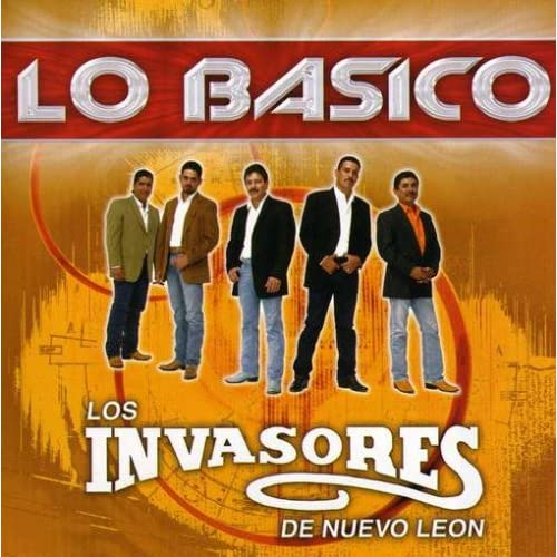 Image 0 of Basico By Invasores De Nuevo Leon On Audio CD