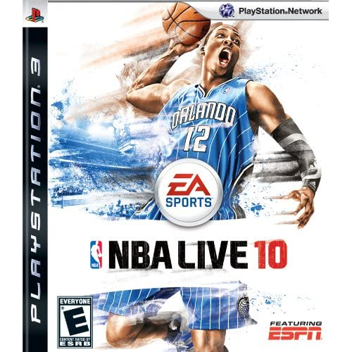Image 0 of NBA Live 10 For PlayStation 3 PS3 Basketball