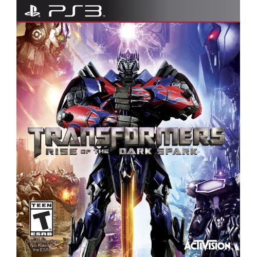 Image 0 of Transformers Rise Of The Dark Spark For PlayStation 3 PS3