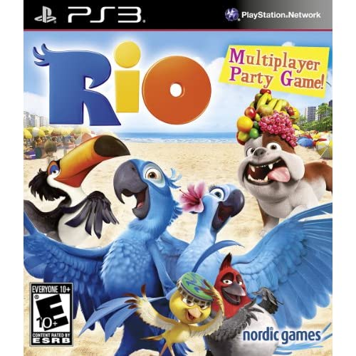 Image 0 of Rio For PlayStation 3 PS3 With Manual and Case