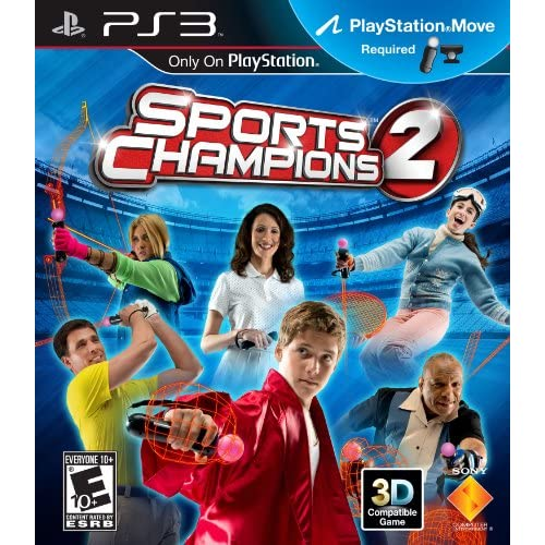 Image 0 of Sports Champions 2 For PlayStation 3 PS3