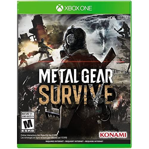 Image 0 of Metal Gear Survive For Xbox One