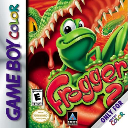 Image 0 of Frogger 2 On Gameboy Color