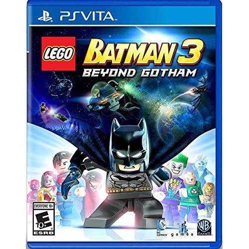 Image 0 of Lego Batman 3: Beyond Gotham PlayStation Vita For Ps Vita
