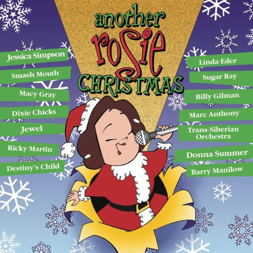 Image 0 of Another Rosie Christmas By O'Donnell Rosie On Audio CD Album Holiday 2000