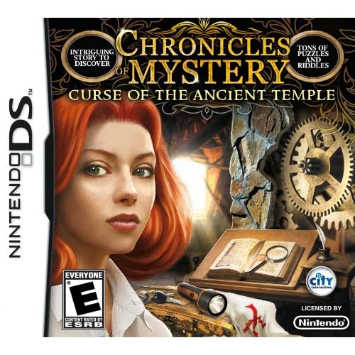 Image 0 of Chronicles Of Mystery: Curse Of The Ancient Temple For Nintendo DS DSi 3DS 2DS