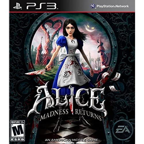 Alice: Madness Returns For PlayStation 3 PS3