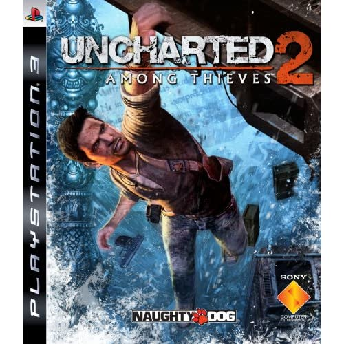 Image 0 of Uncharted 2: Among Thieves For PlayStation PS3