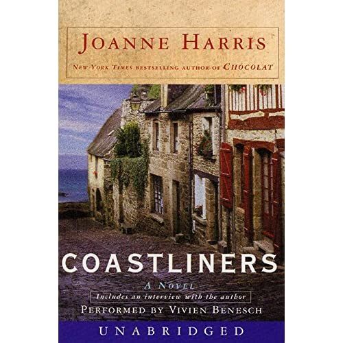 Image 0 of Coastliners: A Novel By Joanne Harris And Vivien Benesch Reader On Audio Cassett