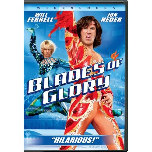 Image 0 of Blades Of Glory On DVD Comedy
