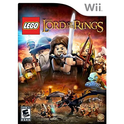 Image 0 of Lego Lord Of The Rings For Wii