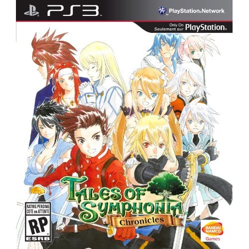 Tales Of Symphonia Chronicles For PlayStation 3 PS3 RPG