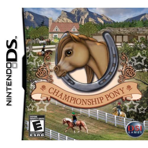 Image 0 of Championship Pony For Nintendo DS DSi 3DS 2DS
