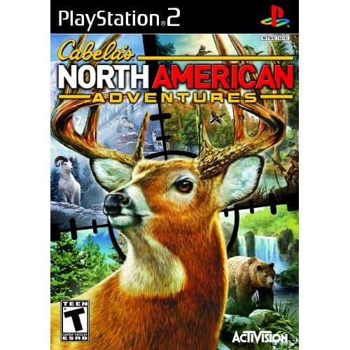 Image 0 of Cabela's North American Adventures 2011 For PlayStation 2 PS2 Shooter