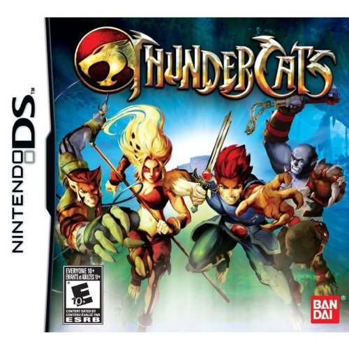 Image 0 of Thundercats For Nintendo DS DSi 3DS 2DS