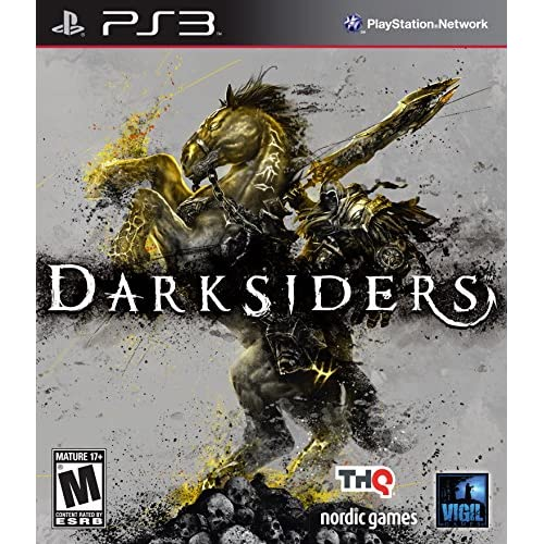 Image 0 of Darksiders: For PlayStation 3 PS3 RPG