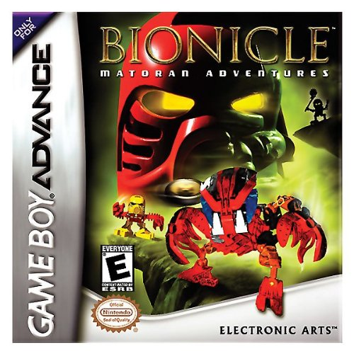Bionicle: Matoran Adventures For GBA Gameboy Advance