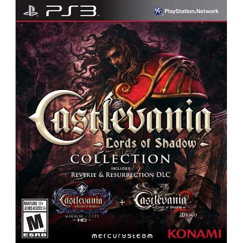 Castlevania Lords Of Shadow Collection For PlayStation 3 PS3