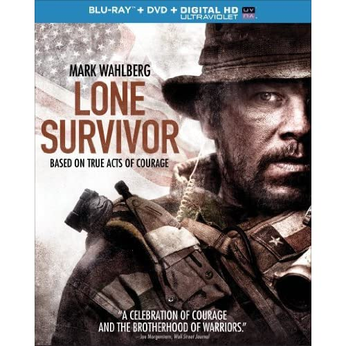 Image 0 of Lone Survivor Blu-Ray Digital HD With Ultraviolet On Blu-Ray With Mark Wahlberg