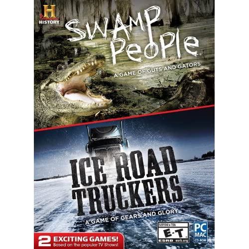 Image 0 of Ice Road Truckers Swamp People Software