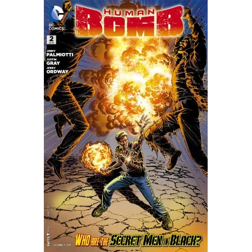 Image 0 of Human Bomb #2 Comic Book