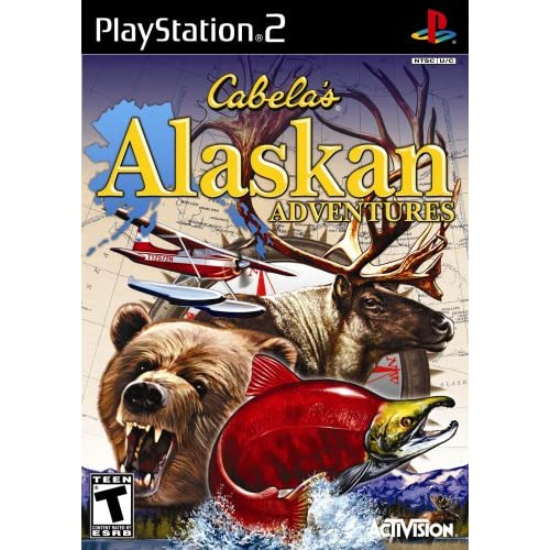 Image 0 of Cabelas Alaskan Adventures For PlayStation 2 PS2 Shooter