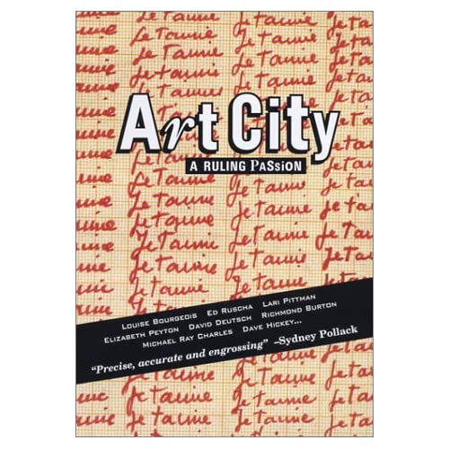 Image 0 of Art City: A Ruling Passion On DVD With Louise Bourgeois