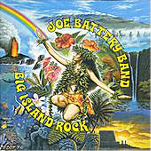 Image 0 of Big Island Rock By Joe Battery On Audio CD Album 2000
