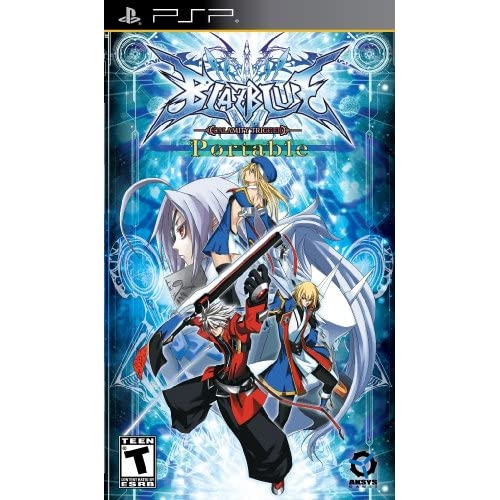 Image 0 of Blazblue: Calamity Trigger Sony For PSP UMD Fighting